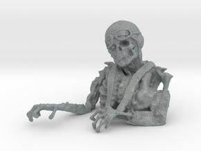 JOHNY - pilot bust 1/8 in Polished Metallic Plastic