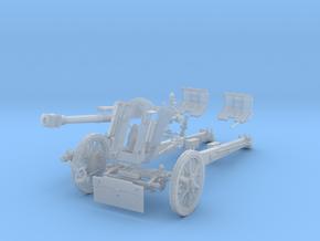 "GA002 leFH18M ""Howitzer"" 10.5 cm 28mm wargames  in Smooth Fine Detail Plastic"