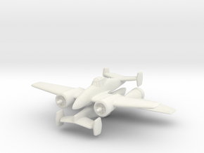 1/300 Grumman G46 / XP50 (x2) in White Natural Versatile Plastic