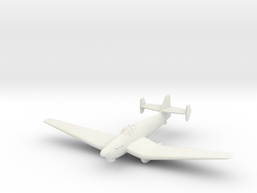 1/144  Loire-Nieuport LN 401 in White Strong & Flexible