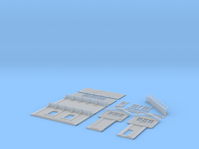 NPE02 Signal Box in Smooth Fine Detail Plastic