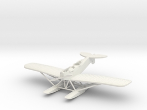 Hansa-Brandenburg W.29, 1:144th Scale in White Natural Versatile Plastic