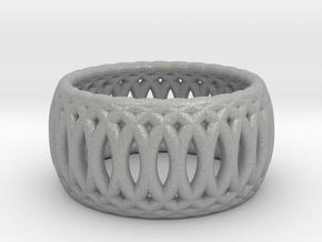 Ring of Rings - 18mm Diam in Aluminum