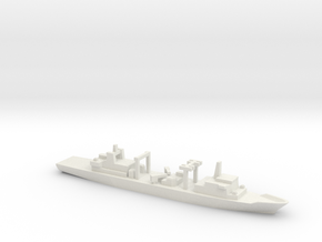 Type 903 replenishment ship, 1/2400 in White Strong & Flexible