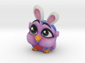 Olive the Owl in Full Color Sandstone