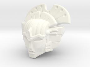 MP-Sized Windblade Head in White Processed Versatile Plastic