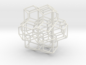 Hexagonal Close Packed in White Strong & Flexible
