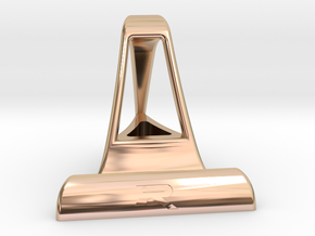 IPad Stand in 14k Rose Gold