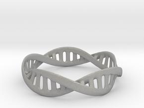 DNA Bracelet (Medium) in Aluminum