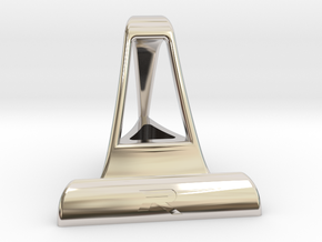 IPad Stand in Platinum