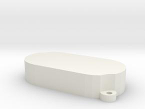 Kernow Thumper DMU Speaker Enclosure in White Natural Versatile Plastic