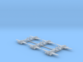 Caproni Ca.314B (In flight) 1/700 in Smooth Fine Detail Plastic