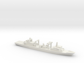 Type 903 replenishment ship, 1/3000 in White Natural Versatile Plastic
