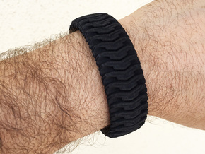 Combine Cuff Medium in Black Strong & Flexible