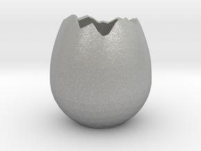 EggShell1 in Aluminum