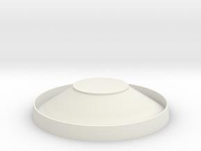 Topping Gemini SM Thermal Blanket in White Natural Versatile Plastic