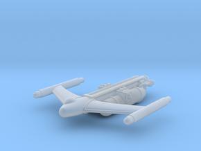 Civilian Light Tanker in Smooth Fine Detail Plastic