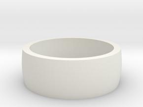 Model-ca550b5db36e5b373611c10ca9511231 in White Natural Versatile Plastic