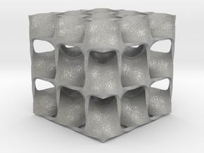 Diamond Math Geometry in Aluminum