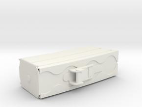 E-11 MGZ in White Natural Versatile Plastic
