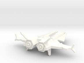1/285 Aquila asf in White Processed Versatile Plastic