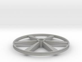 "CHAPP, 1:8 Scale, 24"" Bicycle Wheel, 120904 in Aluminum"