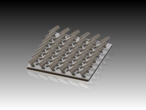 Bofors Gun Tub Ammo Set 1/96 in Frosted Ultra Detail