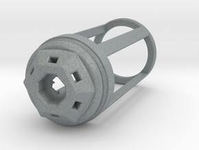 Blade Plug - Kyber in Polished Metallic Plastic