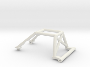 MMT Cabcage in White Strong & Flexible