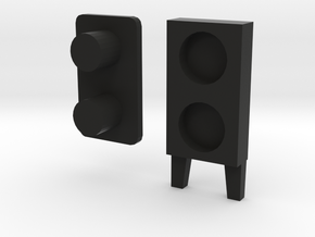 Handle Rear Side Window D90 D110 3/3 in Black Natural Versatile Plastic