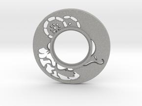 MHS compatible Tsuba 6 in Aluminum