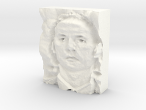 Mutassim Gaddafi : The Warrior in White Processed Versatile Plastic
