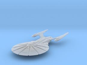 Atlanta Class BattleCruiser in Smooth Fine Detail Plastic