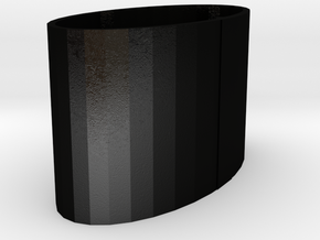 Ringsling in Matte Black Steel