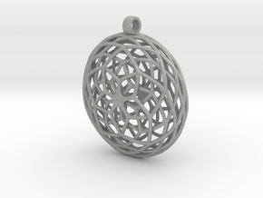 Seed of Life in Aluminum