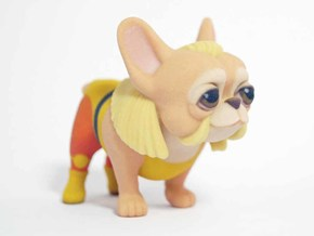 Frenchie Hogan  in Full Color Sandstone