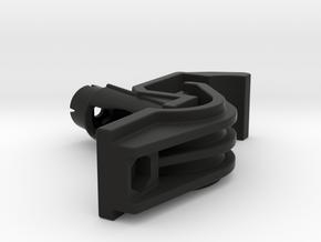 Quadlock Multistrada Printteil in Black Strong & Flexible
