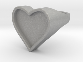 Heart in Aluminum