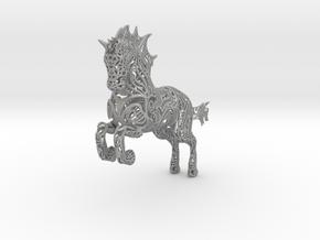 Rocinante horse sculpture - Customized in Aluminum
