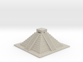 El Castillo - Chichen Itza 1-500 in Natural Sandstone