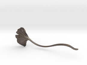 Gingko Hair Pin Curve in Stainless Steel