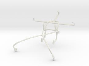 Controller mount for Shield 2015 & XOLO Win Q1000 in White Natural Versatile Plastic