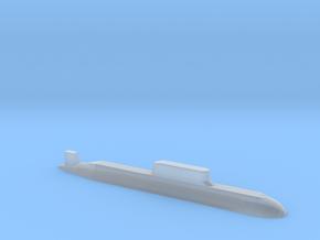 032 submarine, 1/2400 in Smooth Fine Detail Plastic