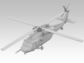 1:400 - MH60 Seahawk [x2][S] in Smooth Fine Detail Plastic