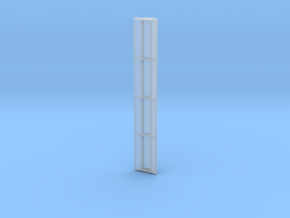 Gwr Clerestory 51ft in Smooth Fine Detail Plastic