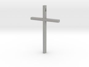 Cross in Aluminum