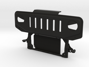 FC10009 FC SLOT Grill in Black Strong & Flexible