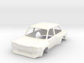 Imp Super Saloon 1:32 in White Processed Versatile Plastic