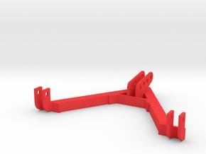 Kuppeldreieck Kat Il 1/16 in Red Processed Versatile Plastic