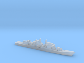 Lupo-class FFG w/ Hanger, 1/3000 in Smooth Fine Detail Plastic